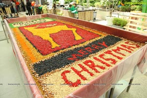 Novotel Hyderabad Airport Cake Mixing