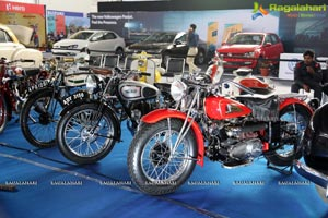 Hyderabad International Auto Show 2017