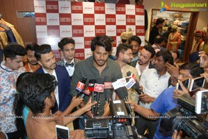 Jahanpanah store launch at Dilsukhnagar