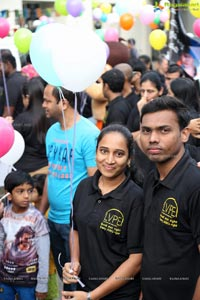 L V Prasad Eye Institute Walk