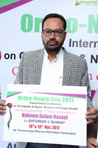 Ortho-Neuro Conference-2017 Curtain Raiser