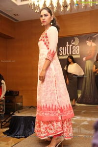 Sutraa Luxury Fashion Exhibition Poster