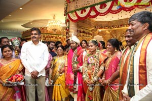 Trinethra Goud-Tejasri Wedding