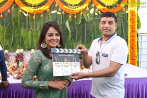 Nandita Swetha's Akshara Movie Launch