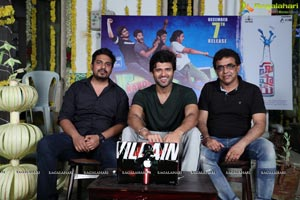 Vijay Deverakonda Launches a Song From Husharu
