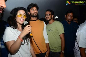 Taxiwala Movie Team At Gokul Theatre