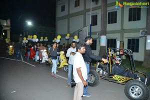 Taxiwala Success celebrations at Bheemavaram
