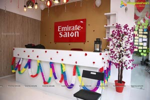Emirate Salon New Branch Opening