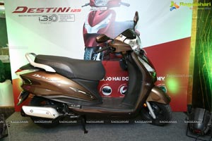 Hero Destini 125 - A Family Scooter Launch