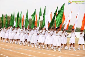 Hyderabad Public School Annual Sports Day Curtain Raiser