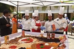 ITC Kakatiya Hotel's Annual Cake Mixing Ceremony 2018