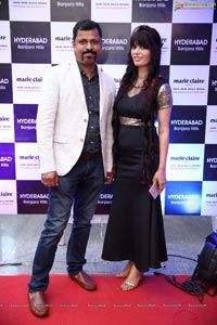 Roberto Bre Launches Marie Claire Paris in HYD