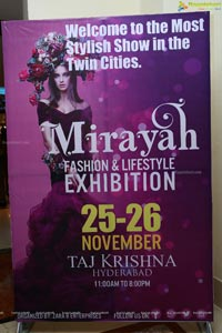 Mirayah Fashion & Lifestyle Exhibition