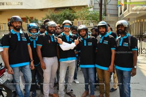 No Shave November Bike Rally With Beard Gang