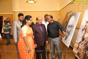 75th Solo Exhibition Of Paintings By Hari