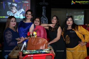 Praneeta Birthday Bash at Pints & Shots