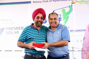 Rotary Club of Hyderabad Deccan's Golf Tournament