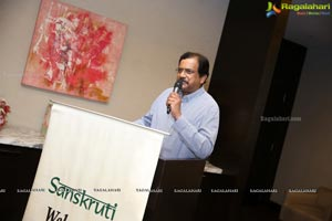 Sanskriti Presents - A Talk by Dr G V Rao