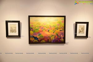 Secret Melody - An Exhibition of Paintings & Drawings