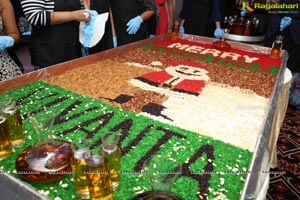 Synergy - Pre-Christmas Celebrations & Cake Mixing
