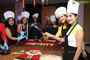 Synergy - Pre-Christmas Celebrations & Cake Mixing