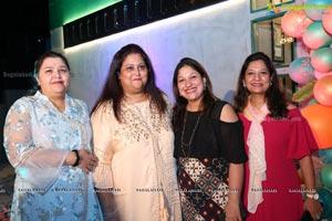 Tea Villa Cafe Launch