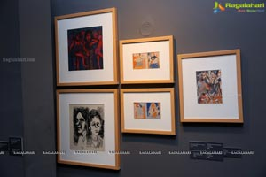 A Journey with K.G. Subramanyan @ Kalakriti Art Gallery