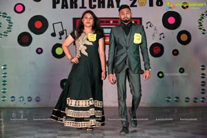 Wesley PG College Freshers Day Party and Fashion show