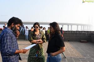 Chitralahari Working Stills