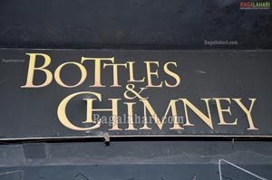Bottles and Chimney Indian Pub