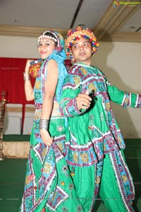 Hyderabad Navratri Utsav Curtain Raiser