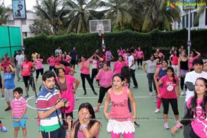 Zumba Session at Apollo Hospitals
