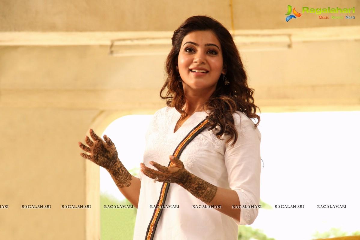 kaththi movie gallery - vijay, samantha