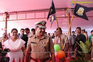 Indian Police Expo Launch