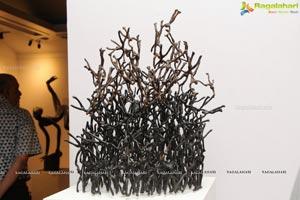 KS Radhakrishnan Sculptures