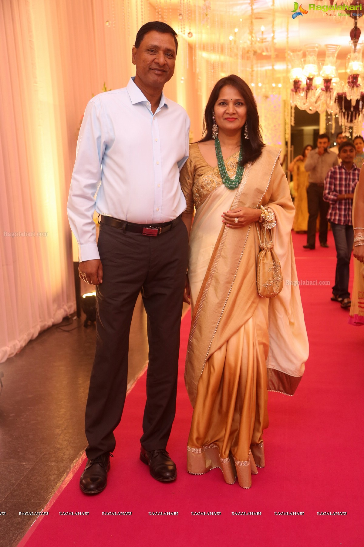 Ragalahari coverage grand engagement and sangeet - Miton cucine forum ...