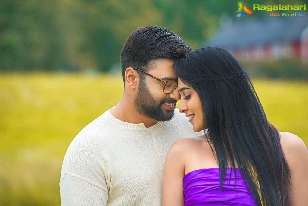 Nara Rohit Balakrishnudu Movie First Look Ultra Hd Posters: Balakrishnudu Telugu Cinema Stills