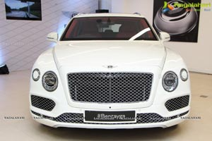 Bentley India Showroom Launch