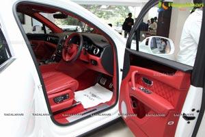 Bentley India Showroom Launch