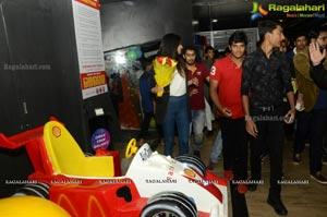 Podium Mall Gaming Zone Launch