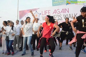 life again winners walk Vizag