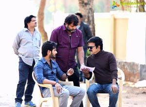 Next Nuvve Working Stills