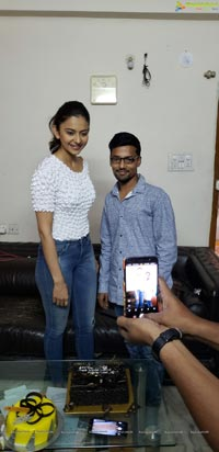Rakul Preet Singh Birthday 2018