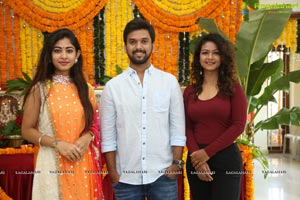 Sri Karthikeya Entertainments Prod No.1 Movie Launch
