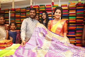 Anupama Parameswaran Launches RS Brothers