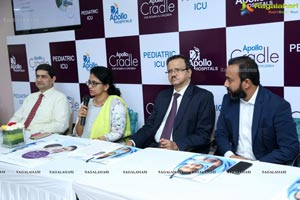 Apollo Cradle State-Of-The-Art Paediatric ICU