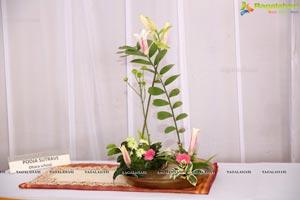 Japanese Art Expo by Ohara School of Ikebana