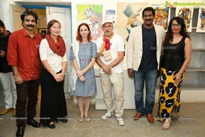 International Art Show at Joyess Art Gallery