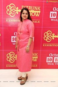 Grand Curtain Raiser of D' Trunk Show by Khwaaish