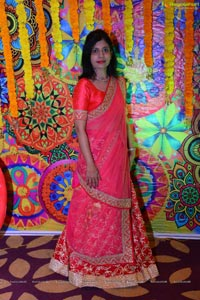Karwa Chauth Celebrations by Lions Club of Hyderabad Petals